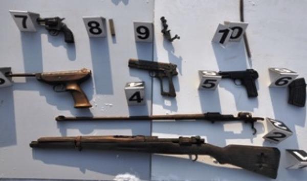 2d1ae53fb828 Biłgoraj  Militaria w garażu - Aktualności - Policja Lubelska