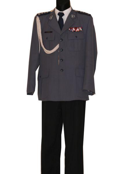 Wspaniały Umundurowanie - Policja Lubelska EK92