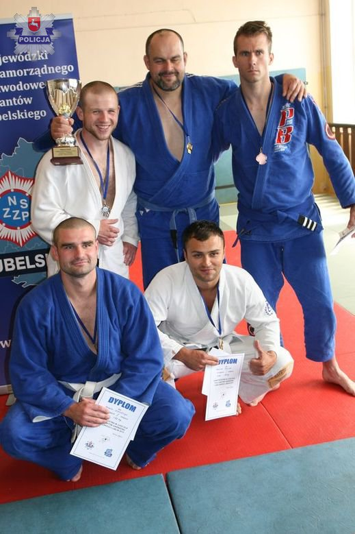 lublinianka judo team