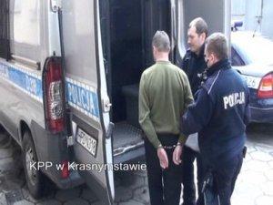 Krasnystaw: Zatrzymany do sprawy zabójstwa