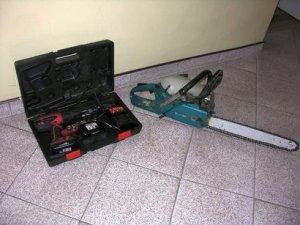 Ponownie odzyskane narzędzia